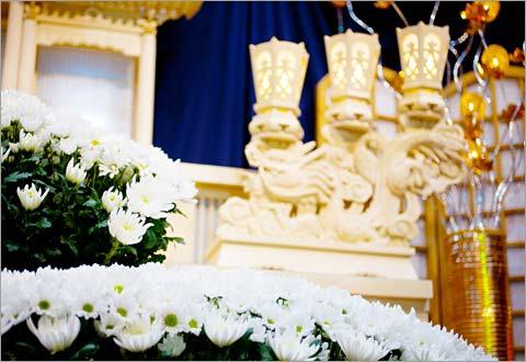 公営斎場相談センターの一般葬スタンダードデラックスプランイメージ